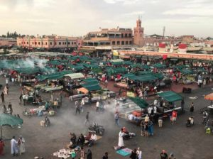 City of Marrakech.